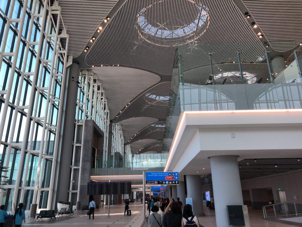 イスタンブール新空港①