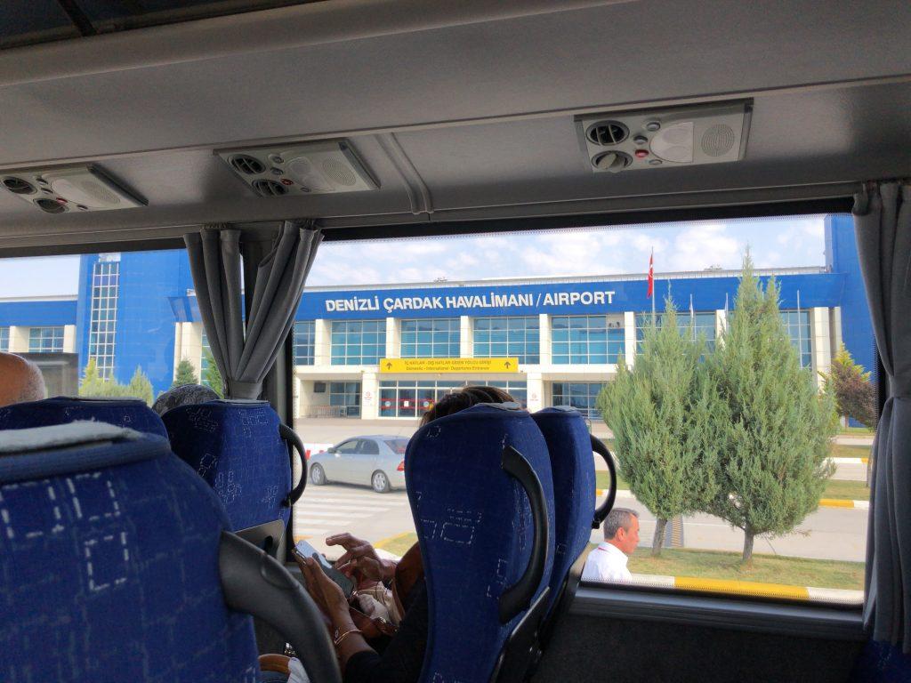 デニズリ・カルダック空港